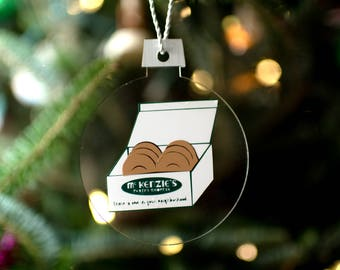 McKenzies Donuts Ornament