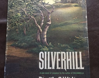 Vintage 1967 Silverhill by Phyllis Whitney  Book