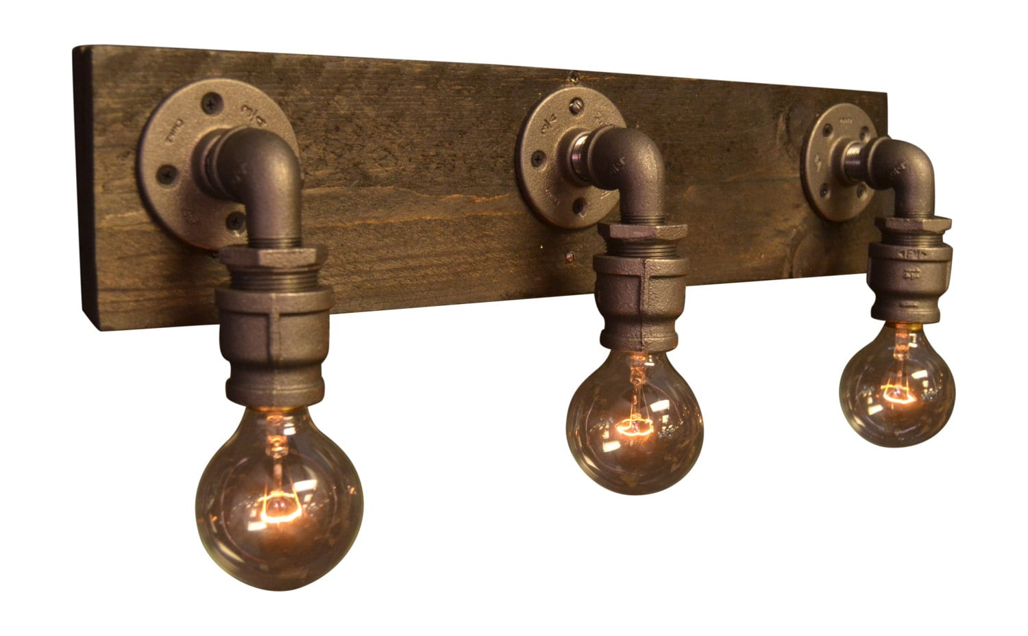 Farmhouse light reclaimed wood industrial light zoom arubaitofo Image collections