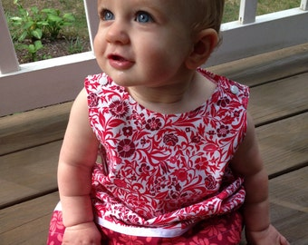 6-12 month jumper dress
