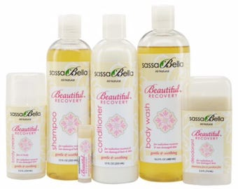 Beautiful Recovery Ultimate Body Care Gift Set - (Radiation Recovery)