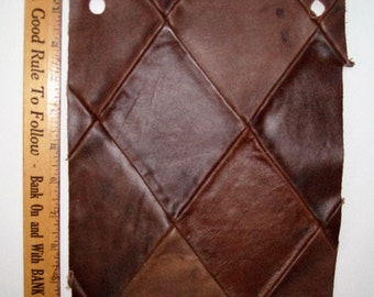 brown leather 8x10
