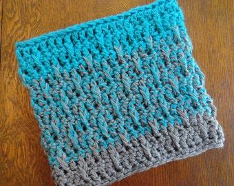 Crochet cowl pattern chunky herringbone cowl diy circle scarf crochet pattern ombre cowl pattern diy circle scarf infinity scarf dt1010fo