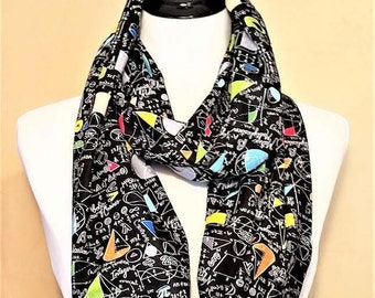 Calculus Derives Me Crazy Infinity Scarf
