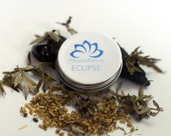 Eclipse Witches Flying Ointment, White Witch Flying Ointment, Non-Toxic, Meditation Salve, Astral Projection, Divination, Relaxation Salve