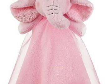 Elephant Princess Cuddler