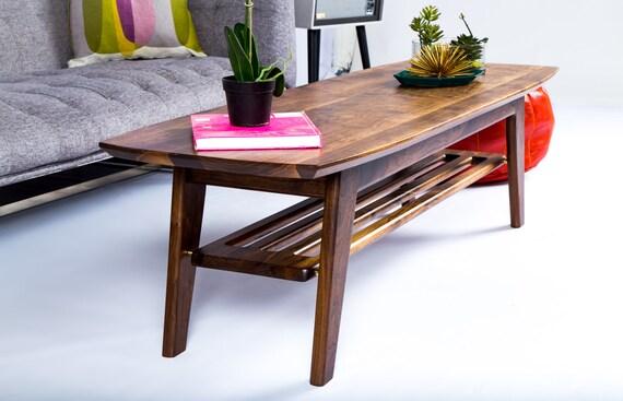 Coffee table mid century modern coffee table modern coffee