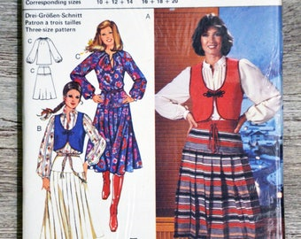 Pouch pattern Burda 23728 - together Lady (Vintage)
