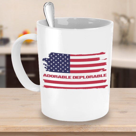 Adorable Deplorable Coffee Mug