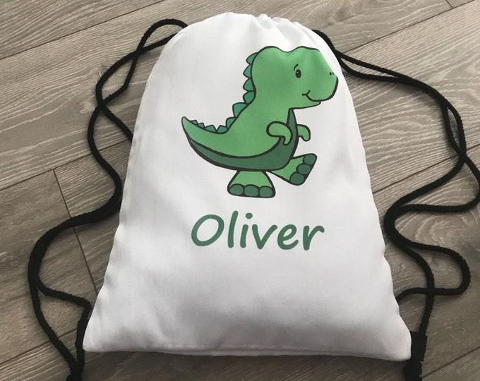 Personalised Gym Bag