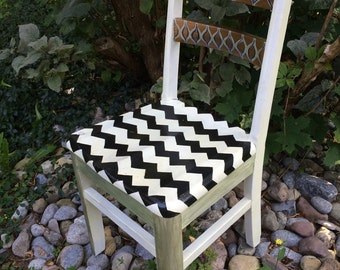 Handpainted Chair & Items similar to Starry Night chair on Etsy