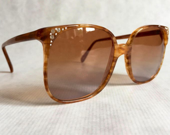 Cazal 129/2 Col 117 Vintage Sunglasses Made in West Germany New Old Stock