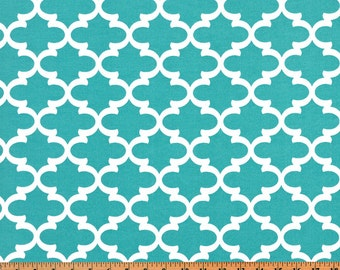 Premier Prints Fulton in Ocean Blue Home Decor fabric, 1 yard