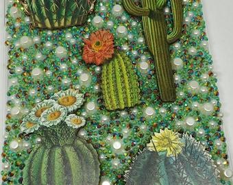 Cactus iPad mini 1, 2, 3 case