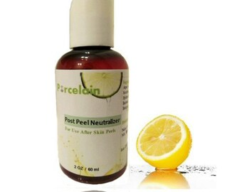 2 oz ) Professional Post Peel Neutralizer for glycolic,lactic and Salicylic acid