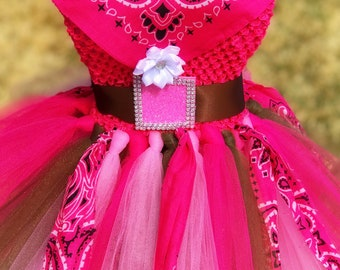 Cowgirl Tutu Dress