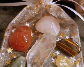 Astrological Crystal Power Pack:  Libra