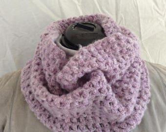 Snood crochet yarn