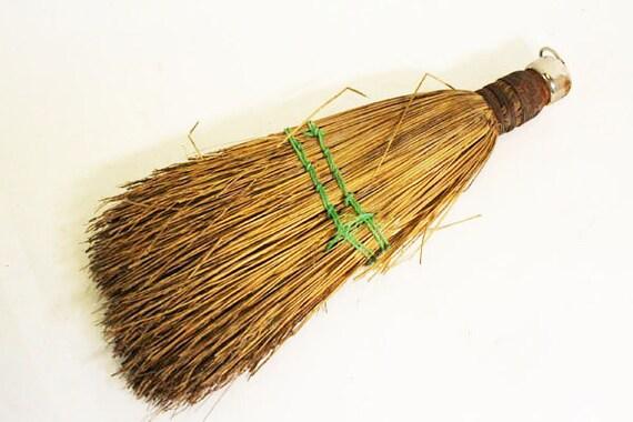 Old Straw Whisk Broom Wisk Broom Vintage