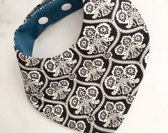 lace on baby bib - waterproof for kids - perfect for dress up your baby