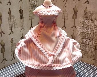 1-12th scale miniature dress