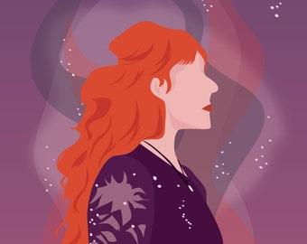 Queen Rowena