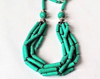 Collar amazigh