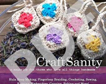 CraftSanity Magazine Issue 7 PDF Edition
