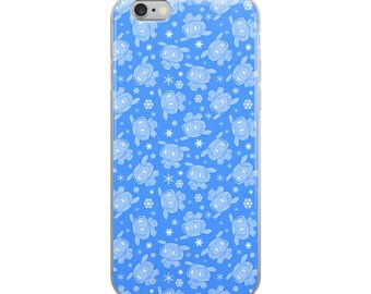 Snowball iPhone 6 7 8 X Case