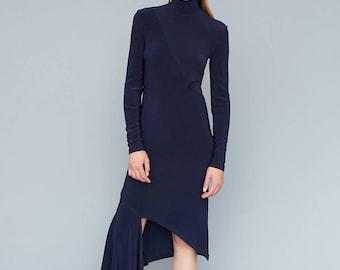Clutch pattern dress by dpstudio 003