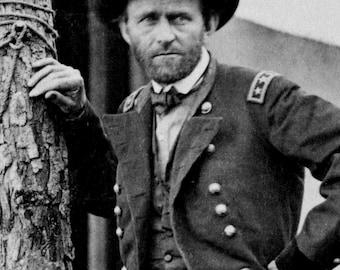 Civil War General Ulysses S. Grant - 8X10 Photo (BB-071)