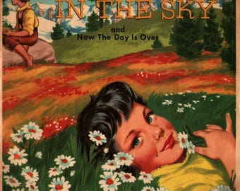Angels in the Sky / Now the Day is Over + Peter Pan Records + 1959 + Vintage Record