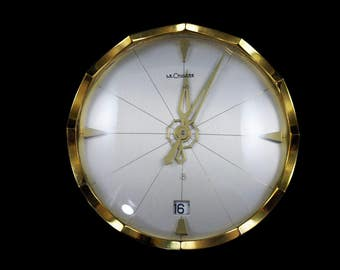 Le Coultre Swiss Table clock