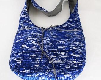 Fashionable Cross body bag or hobo bag