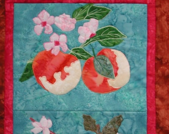 Custom Wall Hangings, Pillows, Table Runners, and Placemats