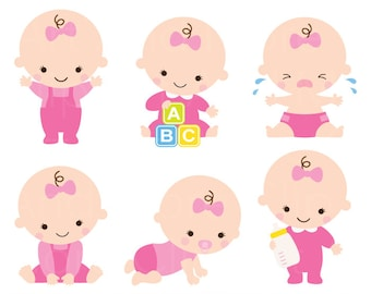 baby shower clipart clip art baby boy girl clipart cute baby rh etsy com baby boy clipart shower baby boy clipart free download