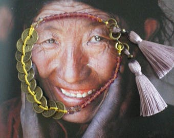 o0o - BRACELET ethnic Influencetibetaine - o0o