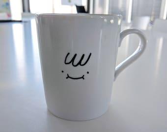 Cutie Mug no. 001 [MADE TO ORDER]