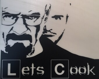 "Breaking Bad ""Lets Cook"""