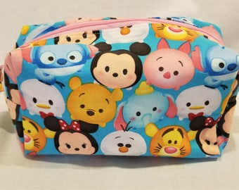 For the Love of Tsum Tsum Boxy Bag