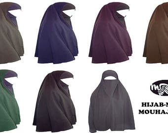 Hijab Niqab-Option