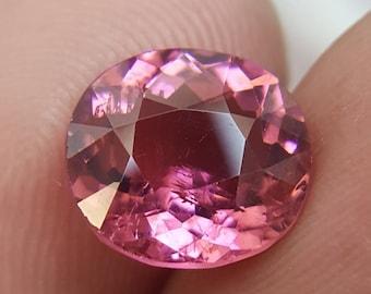 3.80 carat Natural Tourmaline 11×10 mm | Ntaural Tourmaline | Afghan Tourmaline