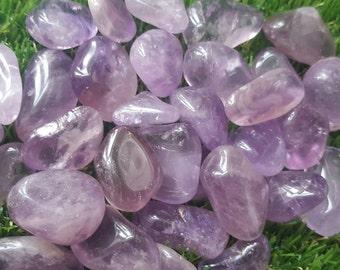 Amethyst crystal tumblestone, Amethyst Crystal, Amethyst Stone