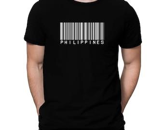 Philippines Barcode T-Shirt