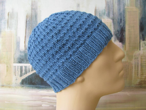Mens Hat Pattern Chaz Mens Knitted Hat