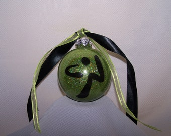 Hand Painted Christmas Ornament