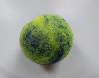 Dryer Balls - Custom Wet Felted Wool Balls