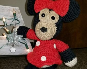 Crochet Mouse - Choose Colors