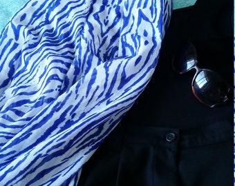 Scarf, Sarong skirt, Animal Print, Pareo, Wrap, Womens clothing
