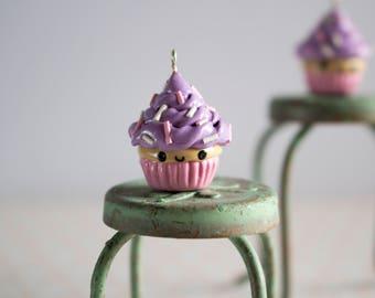 Polymer Clay Kawaii Cupcake